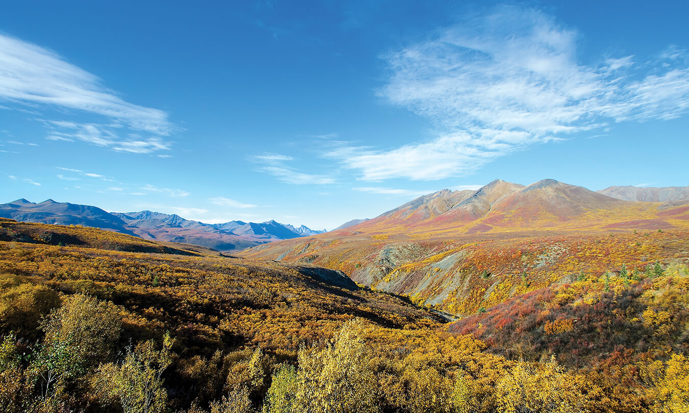 Dempster Highway   NWT Campgrounds