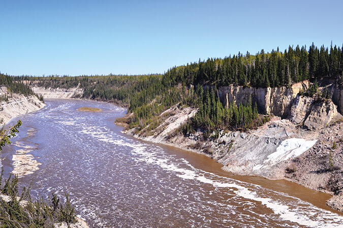 Waterfalls Route | NWT Campgrounds