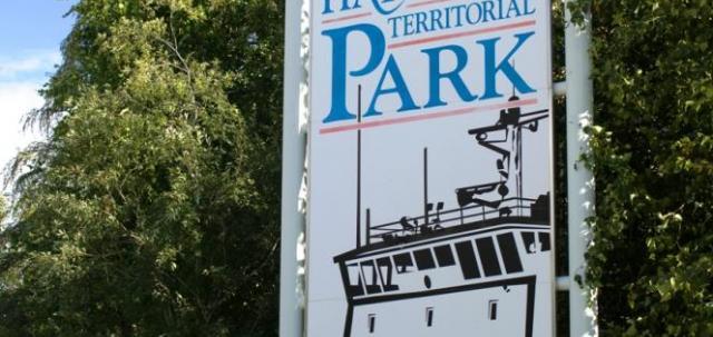 Hay River Territorial Park