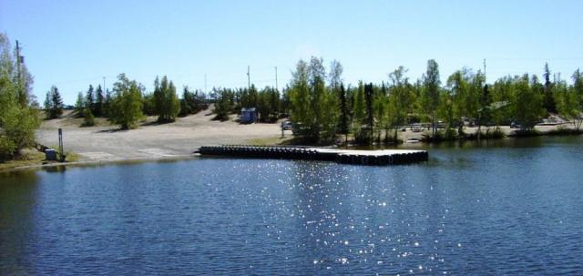 Fred Henne Boat Launch
