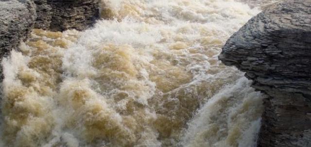Sambaa Deh Falls