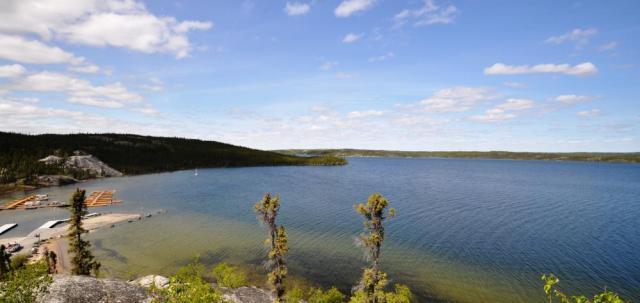 Prelude Lake Panoramic View